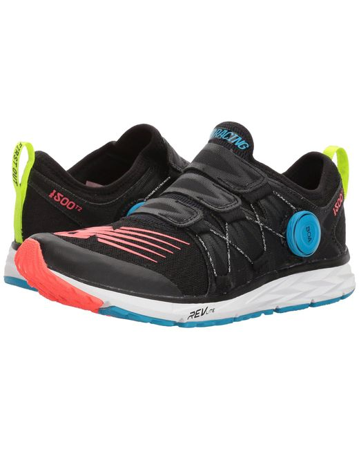 New Balance - 1500v4 Boa(r) (black/hi-lite/maldives Blue) Women's Running Shoes - Lyst