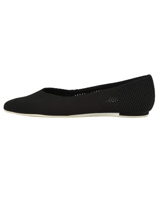 83c00ac6df9 ... Softwalk® - Black Sava X Lea Knit (cherry Red) Women s Flat Shoes ...