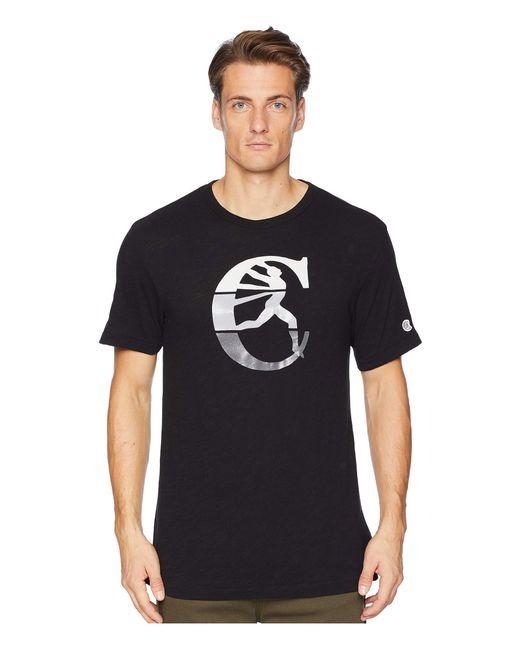 Todd Snyder - Champion C Tee (black) Men's T Shirt for Men - Lyst