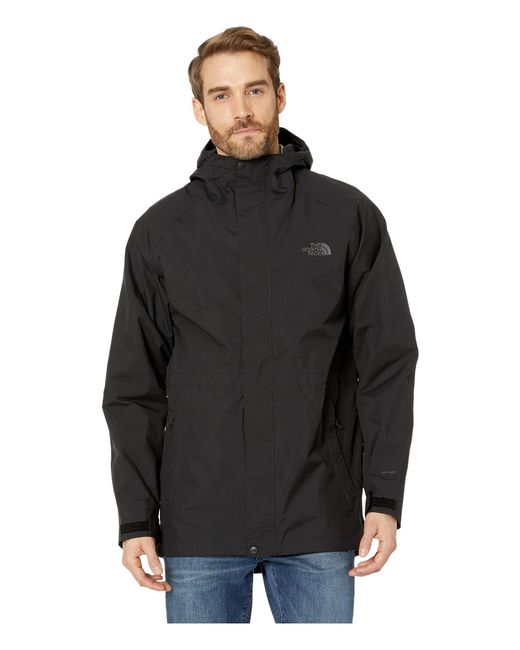 9fcda37335fc1 The North Face - City Breeze Rain Parka (tnf Black) Men s Coat for Men ...