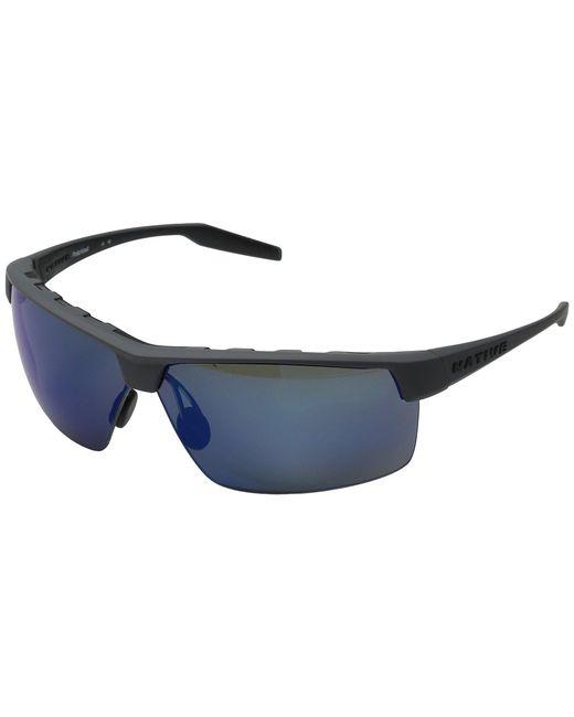 Native Eyewear - Gray Hardtop Ultra Xp (desert Tort/green Reflex) Sport Sunglasses for Men - Lyst