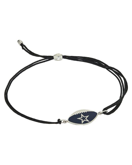 ALEX AND ANI - Metallic Kindred Cord Dallas Cowboys Bracelet (sterling Silver) Bracelet - Lyst