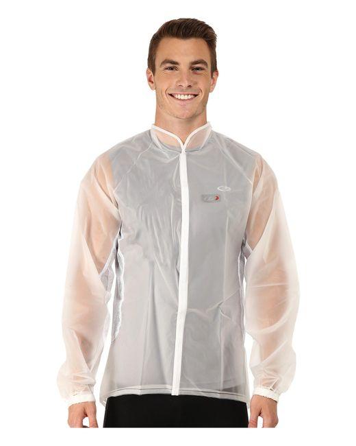 Louis Garneau - Multicolor Clean Imper Cycling Jacket (clear) Workout for Men - Lyst