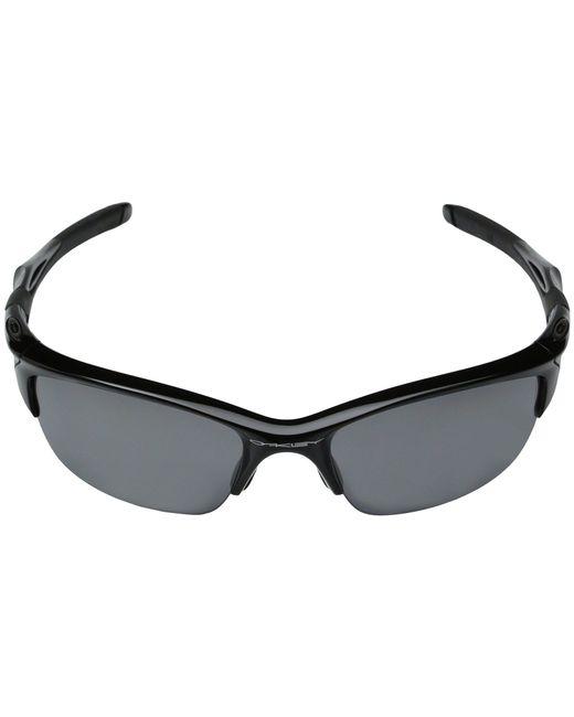 6b251bbba0 ... Oakley - Half Jacket 2.0 Polarized (polished Black W black Iridium  Polarized) Sport ...