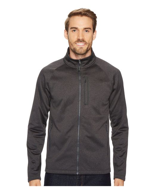 The North Face - Gray Canyonlands Full Zip for Men - Lyst