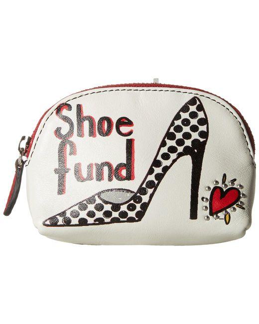 Brighton - Multicolor Fashionista Shoe Fund Mini Coin - Lyst