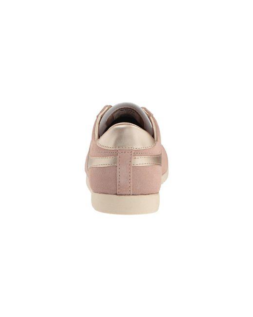 1252bbf6de6 Lyst - Gola Bullet Pearl (windchime) Women s Shoes in Pink