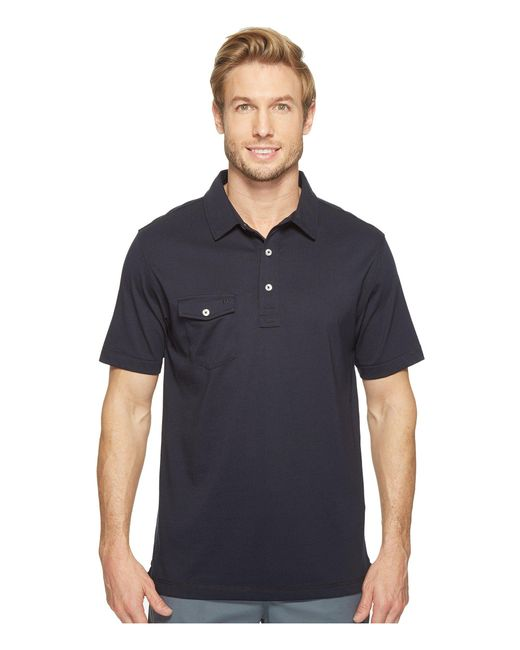 Linksoul - Blue Ls101 Polo (black) Men's Clothing for Men - Lyst