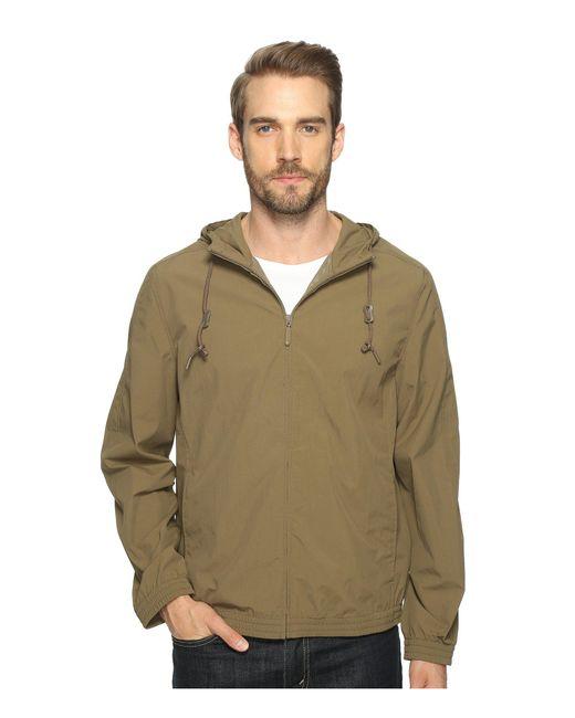 Marc New York - Green Rogers Hooded Bomber Jacket for Men - Lyst