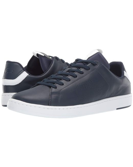 cabbe3f0850f Lyst - Lacoste Carnaby Evo Light-wt 1191 (white green) Men s Shoes ...