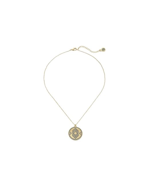 House of Harlow 1960 | Metallic Andes Reversible Coin Necklace | Lyst