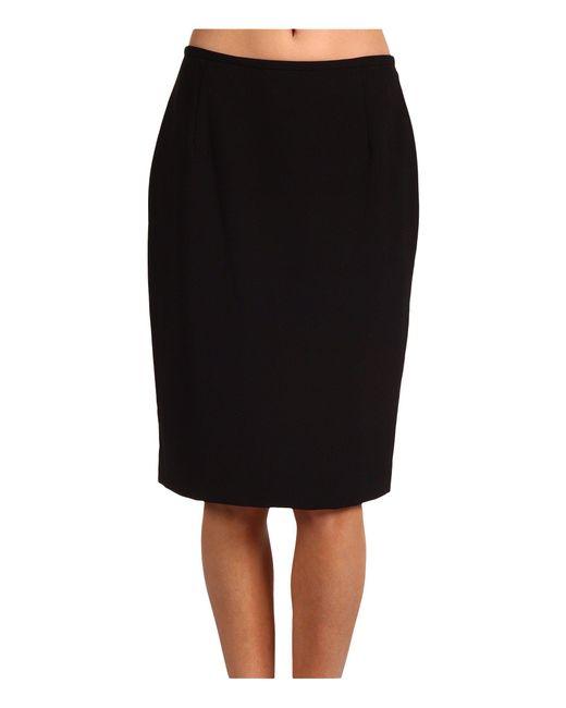 a5b3ce7a00 Lyst - Calvin Klein Pencil Skirt (black) Women's Skirt in Black