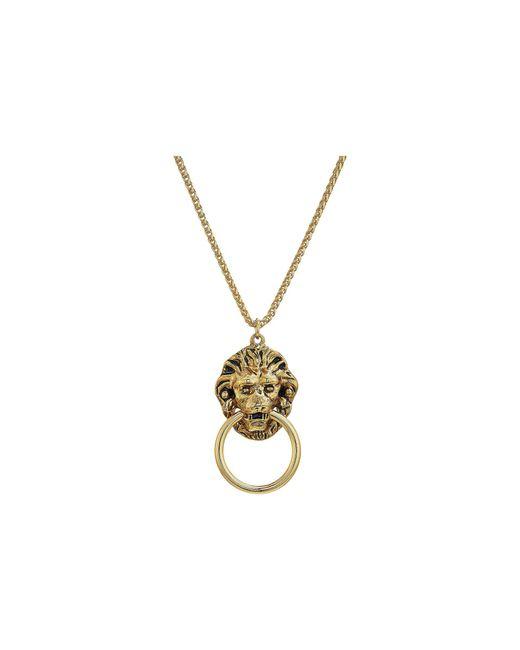 Vanessa Mooney | Metallic The Vixen Necklace | Lyst