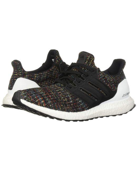 56243c572f5e2 Adidas Originals - Black Ultraboost (footwear White footwear White blue)  Men s Running ...
