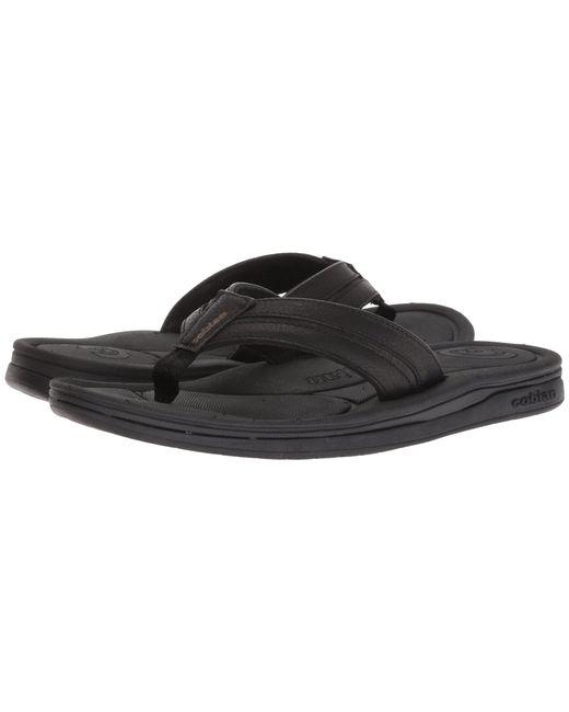 Cobian - Black Tofino Bolster (brown) Men's Sandals for Men - Lyst