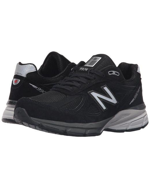 New Balance - Multicolor W990v4 (lake Blue/lake Blue) Women's Running Shoes - Lyst