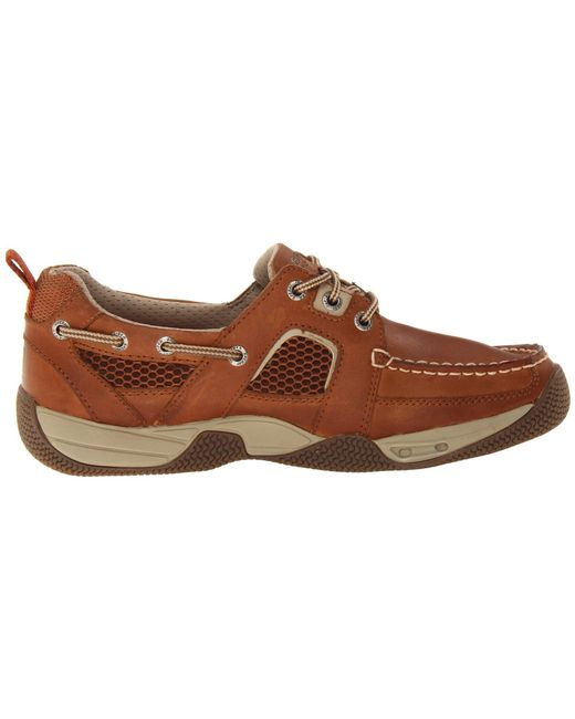 bccea0592408 ... Sperry Top-Sider - Brown Sea Kite Sport Moc (gray) Men s Lace Up ...
