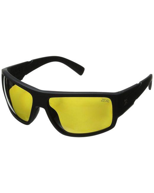 Zeal Optics - Black Big Timber (forest Green/polarized Auto Lens) Sport Sunglasses - Lyst