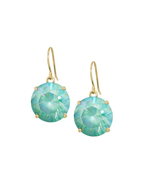Kate Spade   Green Shine On French Wire Drop Earrings   Lyst