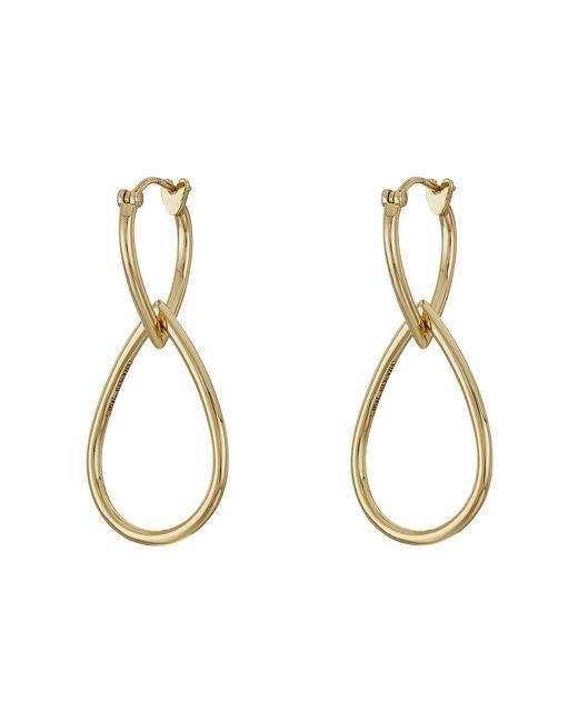 Elizabeth and James | Metallic Cannon Earrings | Lyst