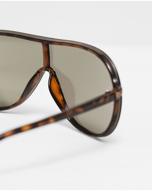 Zara Transparent Tortoiseshell Glasses in Multicolour Lyst