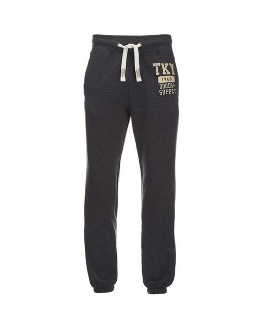 Tokyo Laundry   Gray Hunters Peak Sweatpants for Men   Lyst
