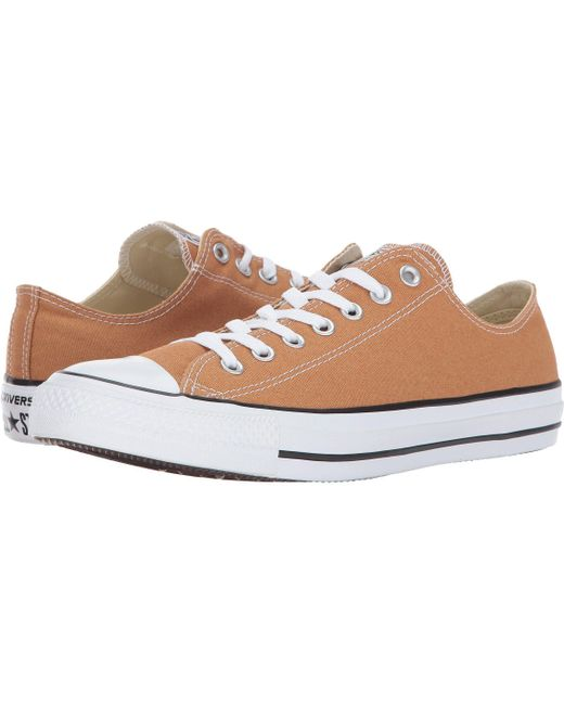 Converse Men's Blue Chuck Taylor All Star Seasonal Ox