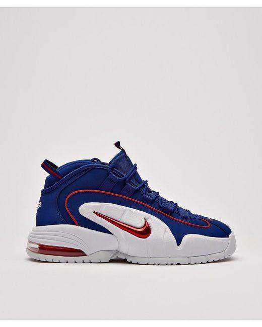 Nike Men's Blue Air Max Penny