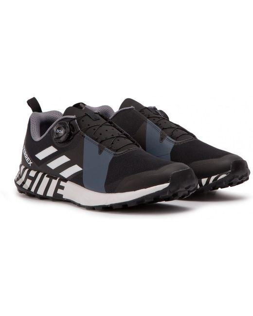 adidas Men's X White Mountaineering Terrex Two Boa