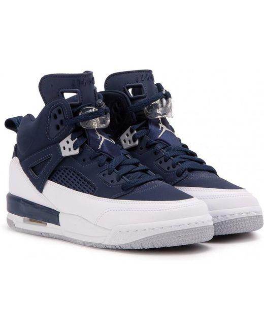 Nike Men's Black Nike Air Jordan Spizike Gs