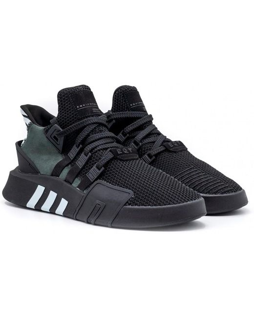 adidas Men's Black Eqt Bask Adv