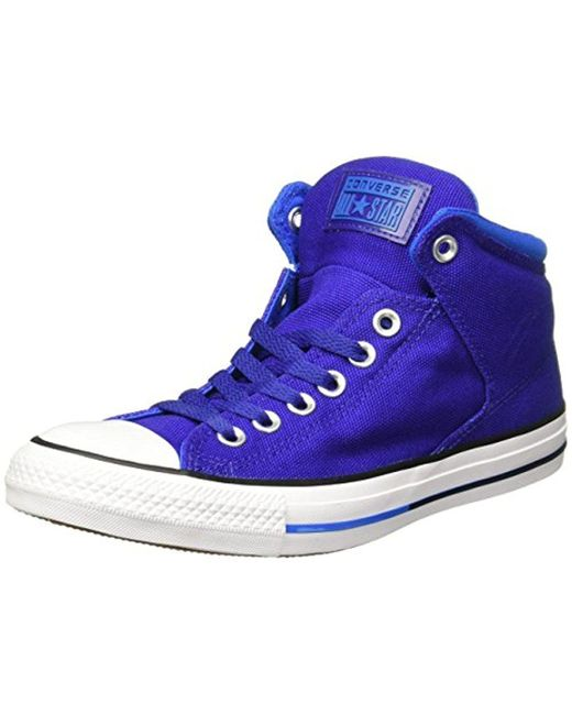 Converse Men's Green One Star Mid