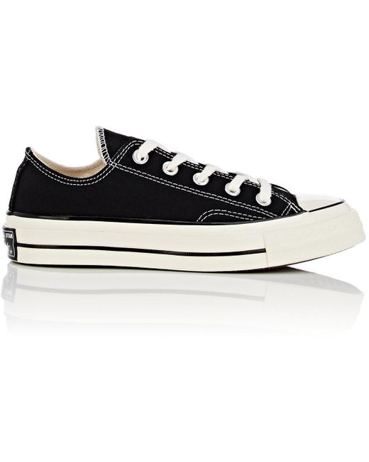 Converse Men's White Chuck Taylor All Star Canvas Sneakers
