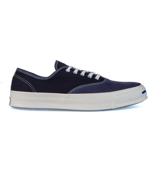 Converse Men's Blue Jp Signature Ox Inked/inked/almost Black