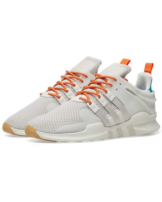 adidas Men's Orange Eqt Support Adv Summer