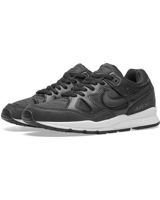 Nike Men's Black Air Span Ii