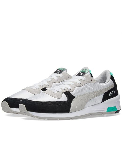 PUMA Men's White Rs-0 're-invention'