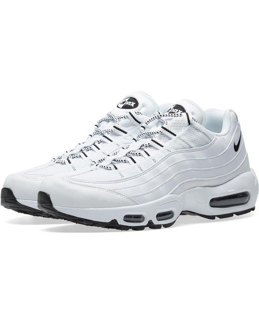 Nike Men's White Air Max 93