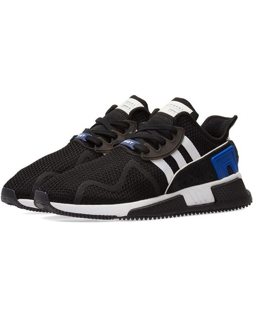 adidas Men's White Eqt Cushion Adv