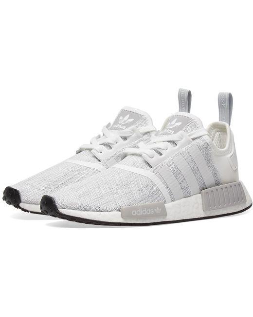 adidas Men's White Nmd_r1