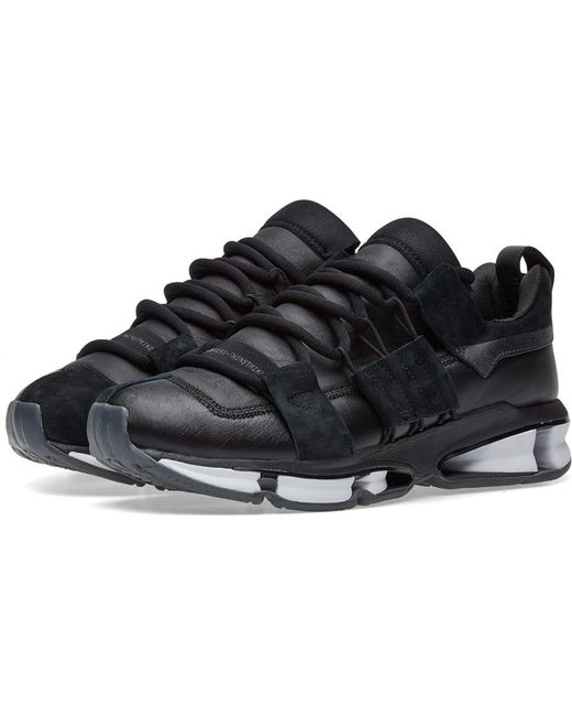 adidas Men's Black Twinstrike Adv Leather Trainer
