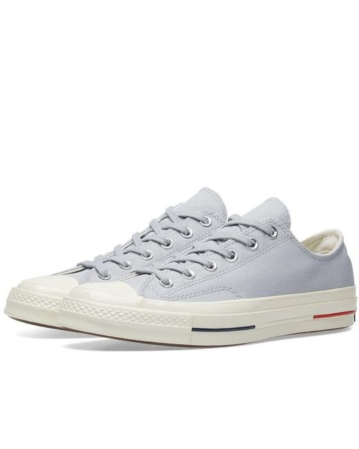 Converse Men's Red Chuck 70 'heritage Court'