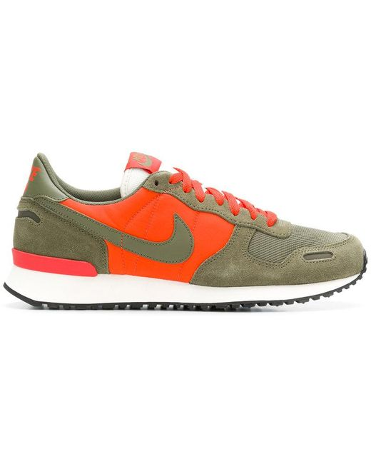 Nike Men's Red Air Vortex Se Sneakers