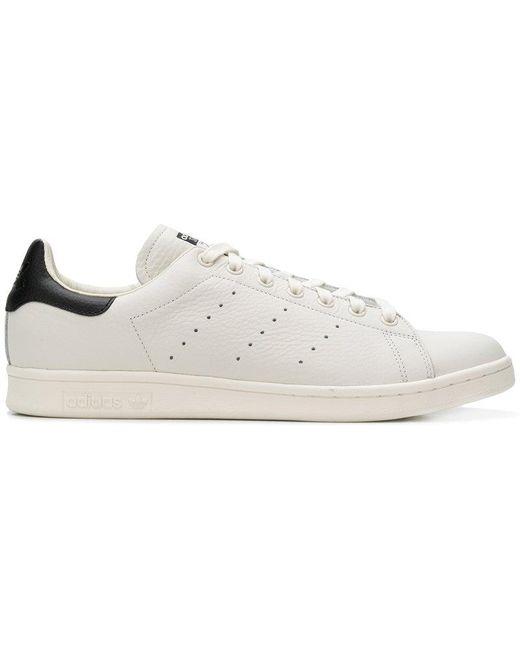 adidas Men's White Originals Stan Smith Sneakers