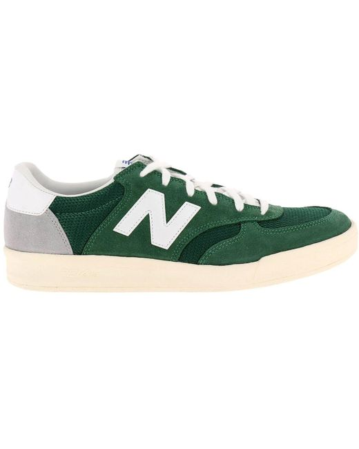 New Balance Red Sneakers Men