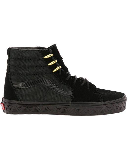 Vans Red Sneakers Shoes Men