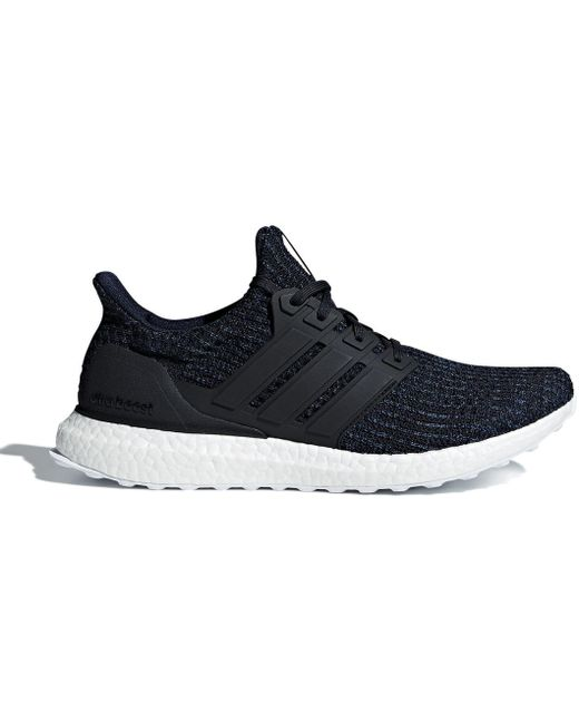 adidas Men's White Ultraboost Trainers