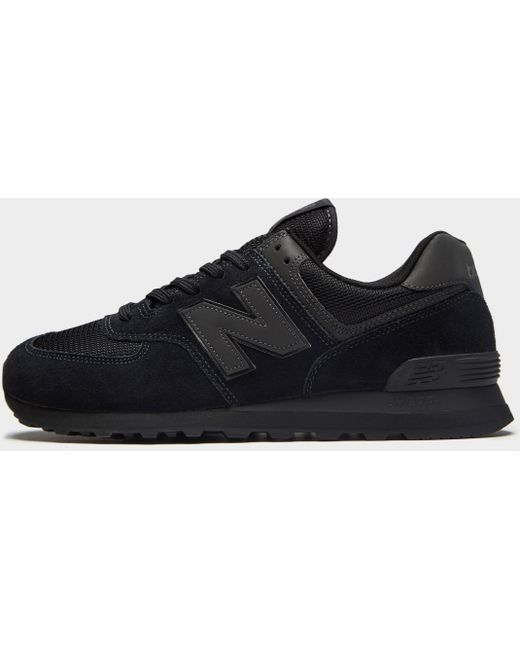New Balance Men's Black 574