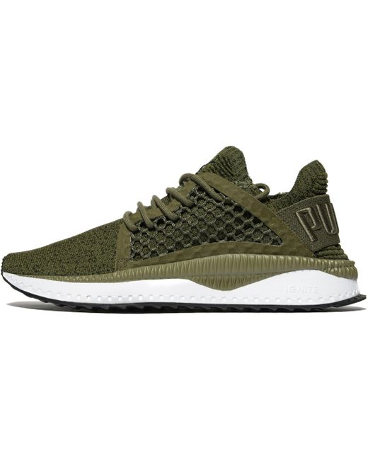 PUMA Men's Black Tsugi Netfit