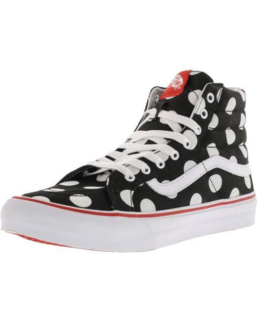 Converse Men's Black Polka-dot Chuck Taylor Sneakers